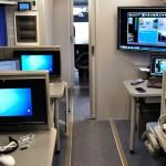 Рабочие места в мобильном диспетчерском центре